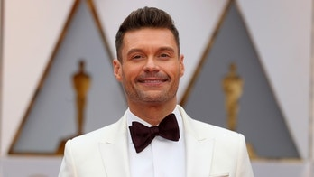 89th Academy Awards - Oscars Red Carpet Arrivals - Hollywood, California, U.S. - 26/02/17 - Television host Ryan Seacrest arrives. REUTERS/Mike Blake - RTS10G2O