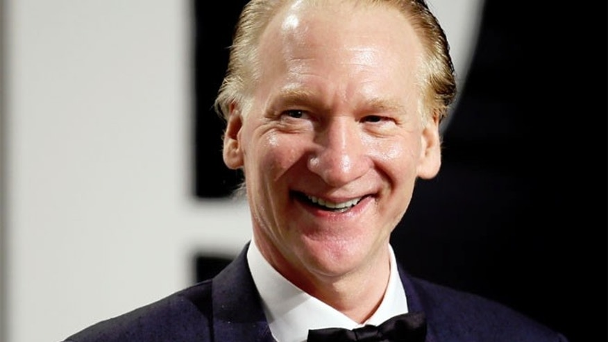 FILE: HBO host Bill Maher has been criticized for using racial slur during interview.