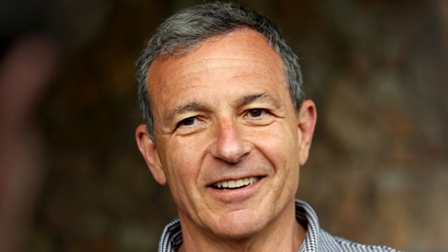 Disney CEO Bob Iger was honored by the Navy SEAL Foundation.