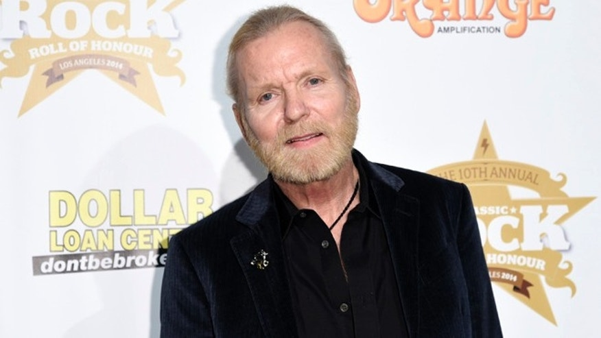 Hundreds of fans expected to pay their respects as Gregg Allman is laid to rest.