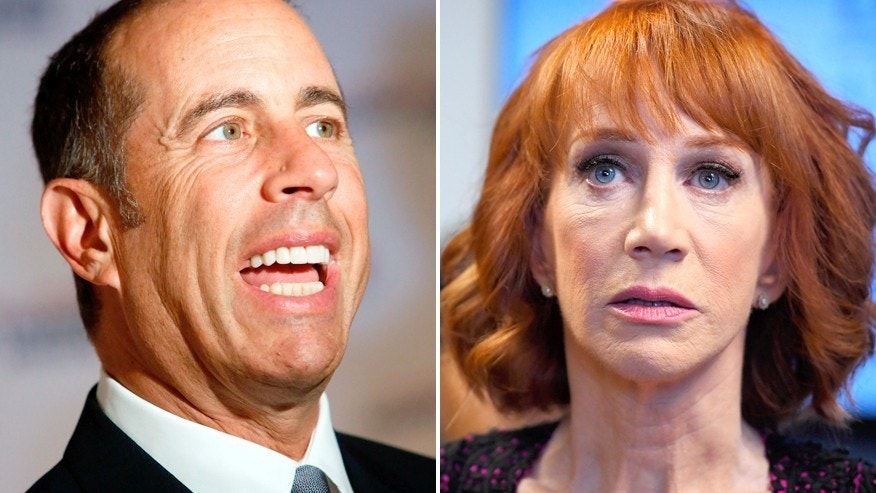 Seinfeld Comes to Kathy Griffin's Defense