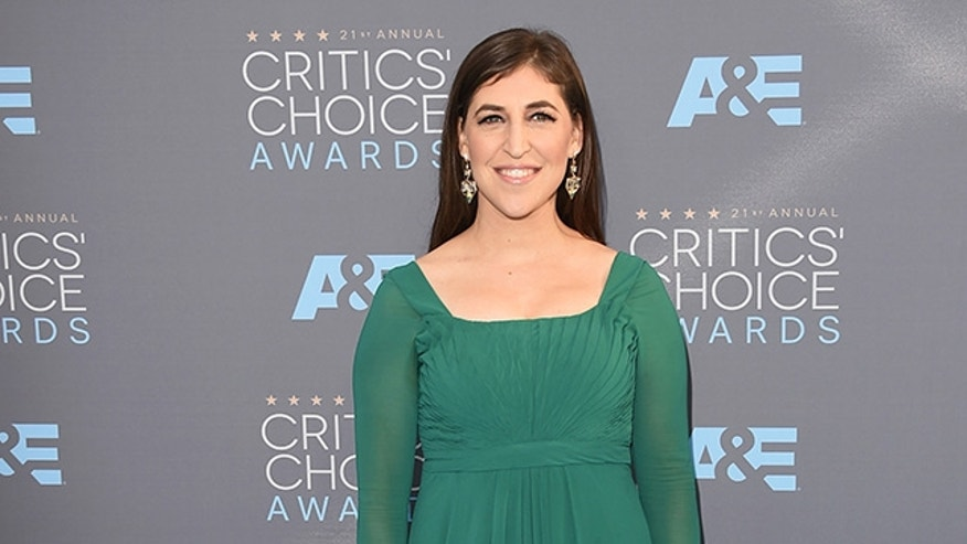 SANTA MONICA, CA - JANUARY 17:  Actress Mayim Bialik attends the 21st Annual Critics' Choice Awards at Barker Hangar on January 17, 2016 in Santa Monica, California.  (Photo by Jason Merritt/Getty Images)