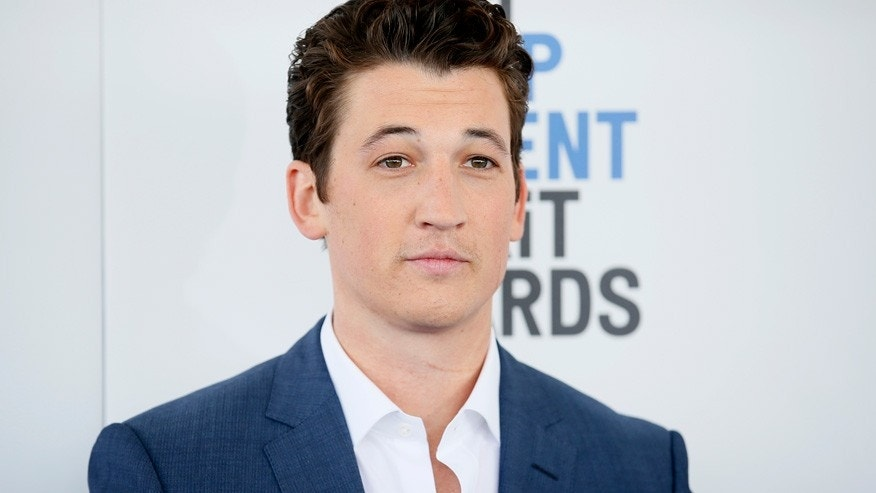 Actor Miles Teller arrives at the 2017 Film Independent Spirit Awards in Santa Monica, California, U.S., February 25, 2017.
