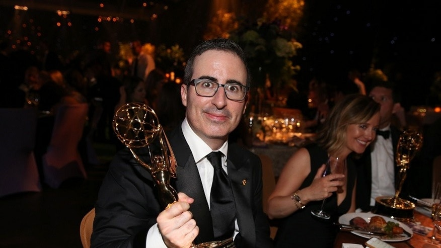 Coal company sues HBO's John Oliver for defamation