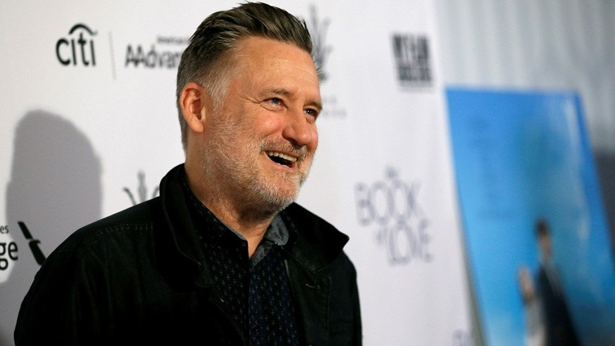 "Actor Bill Pullman poses at the premiere of ""The Book of Love"" in Los Angeles, California U.S., January 10, 2017."