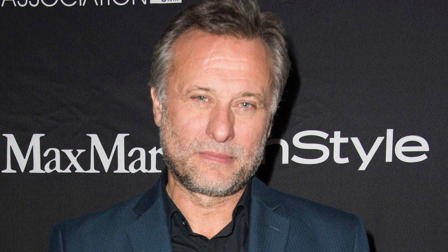 In this Sept. 12, 2015 file photo, Swedish actor Michael Nyqvist attends The Hollywood Foreign Press Association (HFPA) and InStyle's annual Toronto International Film Festival celebration in Toronto.