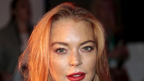 Trump Haters Pile on Lindsay Lohan for Defending the President From 'Bullying'
