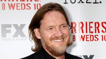 "Cast member Donal Logue poses at the premiere screening of FX channel's series ""Terriers"" in Hollywood September 7, 2010.  REUTERS/Fred Prouser (UNITED STATES - Tags: ENTERTAINMENT) - RTR2I1SY"