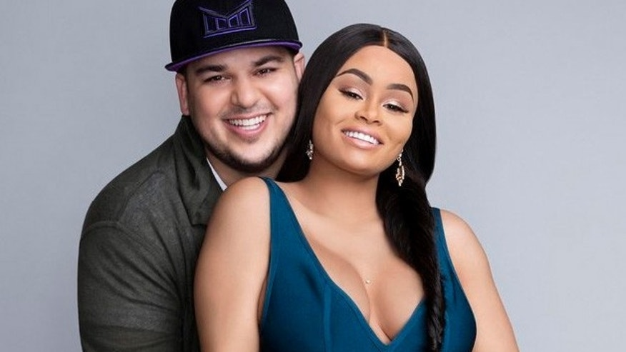 Blac Chyna Reunites With Dream After Rob Kardashian's Custody Threat