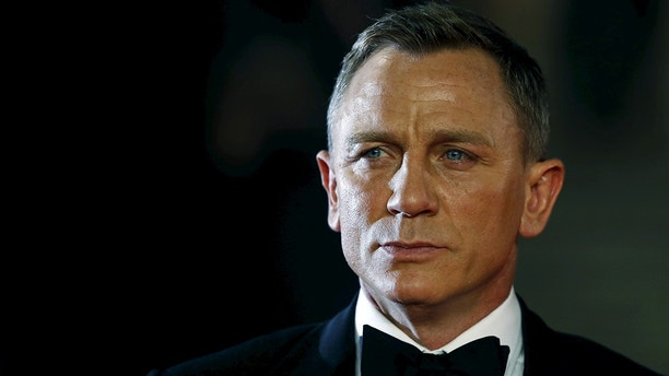 Once more? Daniel Craig to return as James Bond