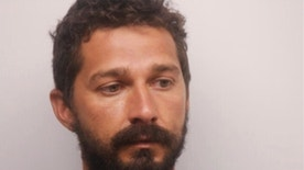 In this Saturday, July 8, 2017 photo released by the Chatham County Sheriff's Office, actor Shia LaBeouf poses for a booking photo, in Savannah, Ga. LaBeouf has been released from a Georgia jail after posting $7,000 bond on charges of public drunkenness. In addition to the public drunkenness charge, he also was arrested for disorderly conduct and obstruction. Further details surrounding the arrest were not immediately available. (Chatham County Sheriff's Office via AP)