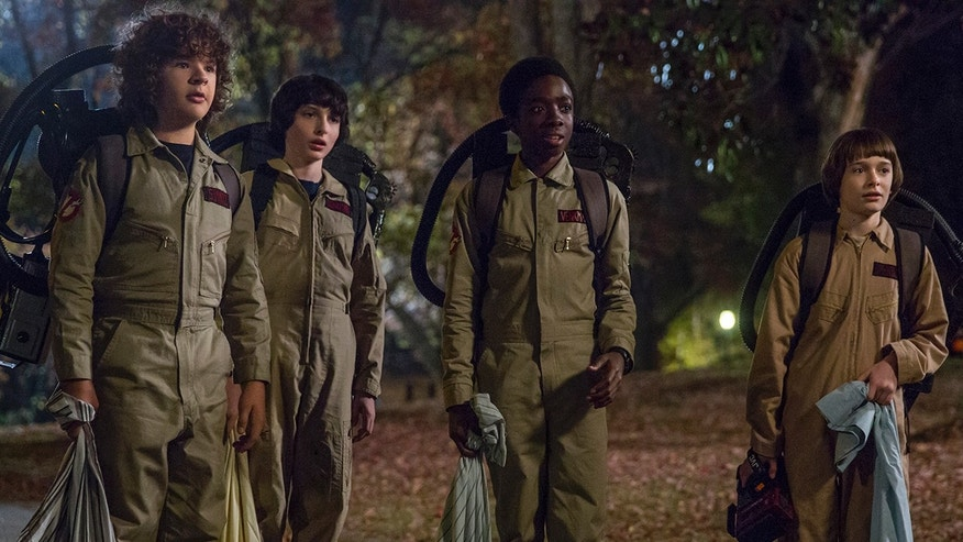 We have a start date for Stranger Things 2