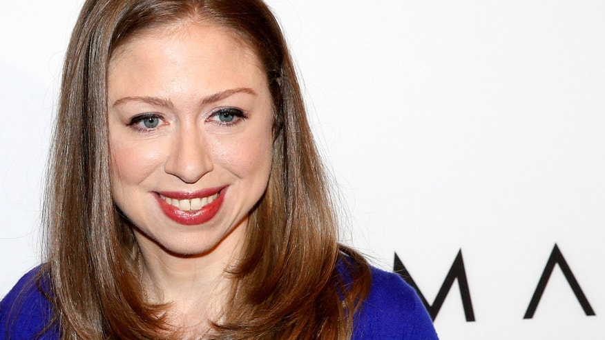 Writer claims Chelsea Clinton stole book idea