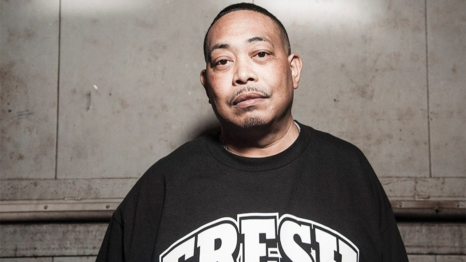 Fresh Kid Ice of 2 Live Crew poses for a portrait during the Rock The Vote 25th Anniversary Concert at The Black Cat on October 22, 2015 in Washington, DC.
