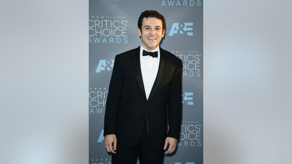 Actor Fred Savage arrives at the 21st Annual Critics' Choice Awards in Santa Monica, California January 17, 2016.