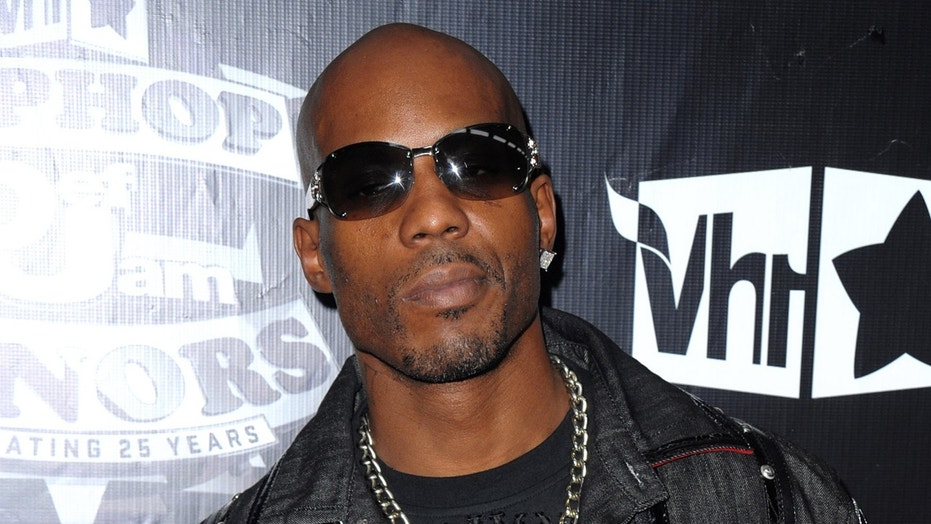 In this Sept. 23, 2009 photo, DMX arrives at the 2009 VH1 Hip Hop Honors at the Brooklyn Academy of Music, in New York.