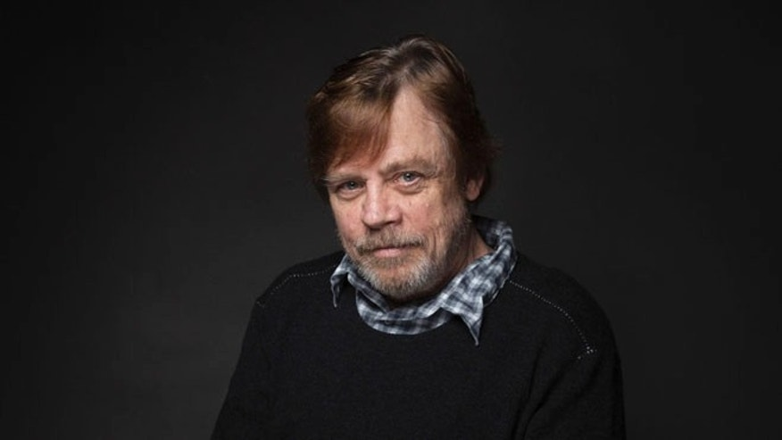 "Mark Hamill and Carrie Fisher have been honored as ""Legends"" by Disney."