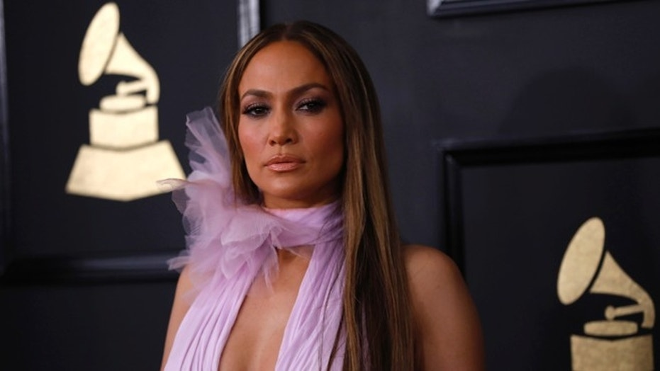 Jennifer Lopez has won praise for using gender-neutral pronouns for a non-binary relative.