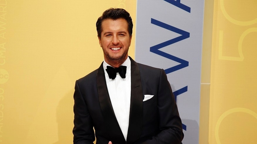 Luke Bryan Makes Terminally Ill 88-Year-Old Fan's Dream Come True