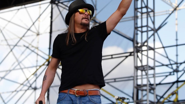 Announcement! Kid Rock still deciding on Senate run