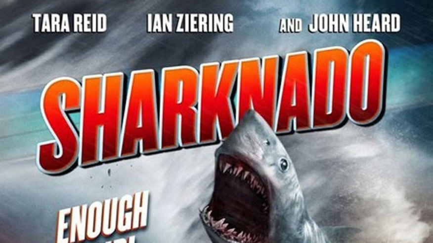 Donald Trump nearly played United States president on 'Sharknado'