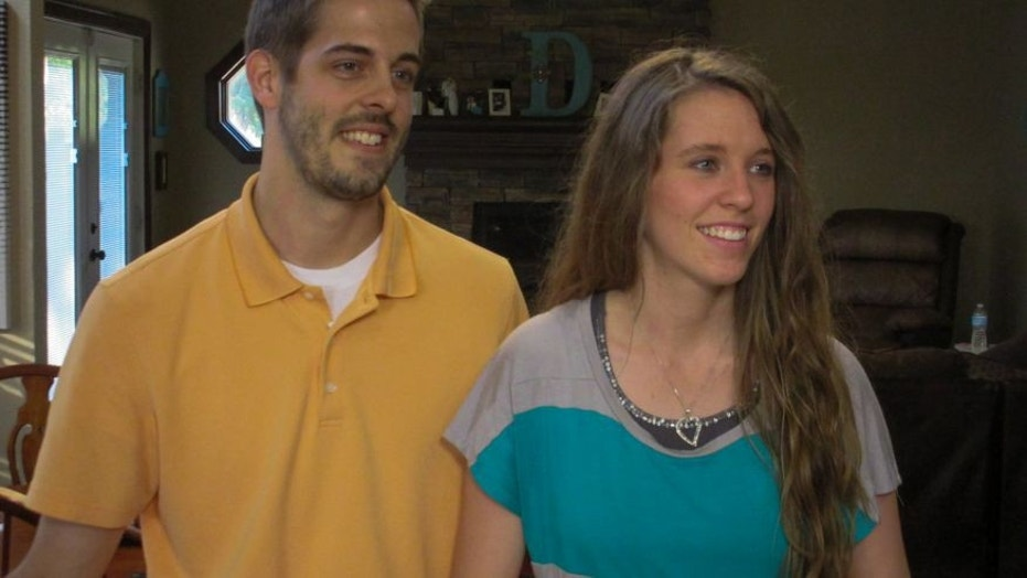 "Derick and Jill Dillard from ""19 Kids and Counting."""