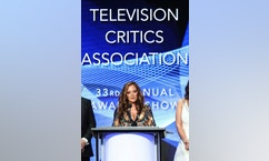 Leah Remini accepts the award for 'Outstanding Achievement in Reality Programming' for 'Leah Remini: Scientology and the Aftermath' onstage at the 33rd Annual Television Critics Association Awards during the 2017 Summer TCA Awards at The Beverly Hilton Hotel on Saturday, Aug. 5, 2017, in Beverly Hills, Calif. (Photo by John Salangsang/Invision/AP)