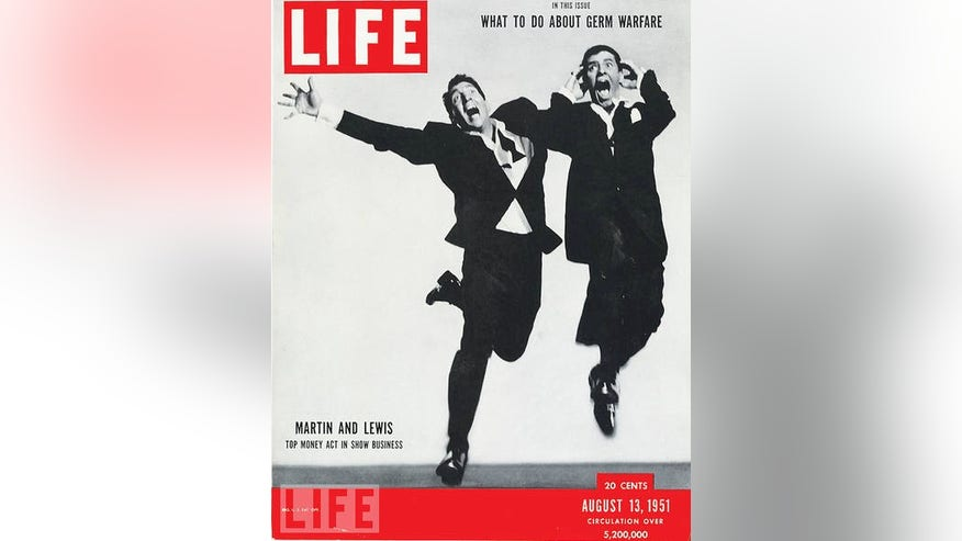 Martin and Lewis, 1946 - 1956