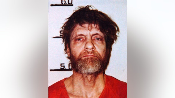 "Ted Kaczynski poses in his booking mugshot from April 1996. The FBI is asking for DNA samples from ""Unabomber"" Ted Kaczynski in connection with unsolved 1982 murders involving Tylenol capsules laced with potassium cyanide, FBI officials said on May 19, 2011. Kaczynski, 68, became one of America's most notorious criminals by killing three people and wounding 29 with homemade bombs sent by post from 1978 to 1995. REUTERS/Handout/Files (UNITED STATES - Tags: CRIME LAW HEADSHOT) FOR EDITORIAL USE ONLY. NOT FOR SALE FOR MARKETING OR ADVERTISING CAMPAIGNS - RTR2MMRH"