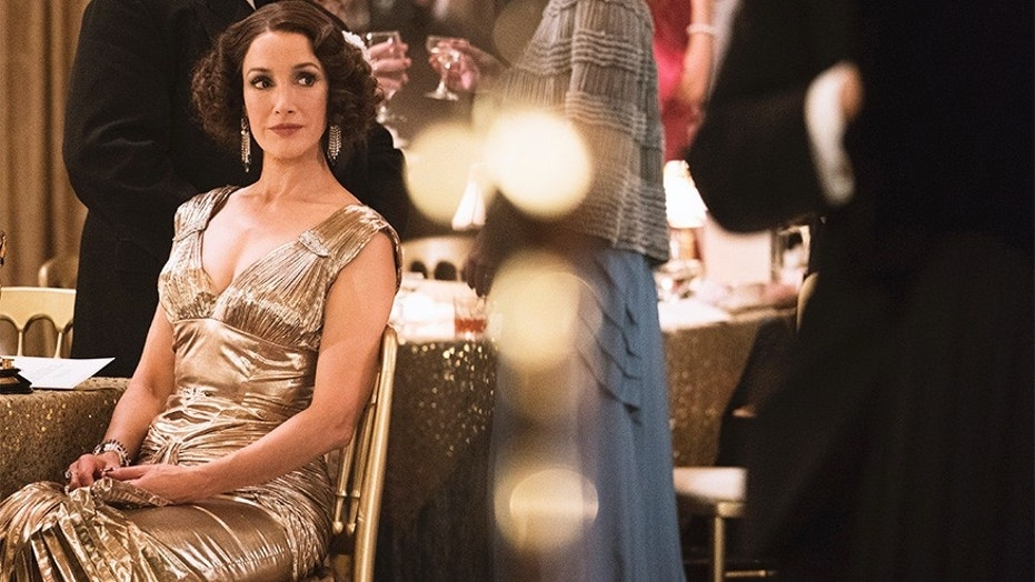 "Jennifer Beals as Margo Taft in ""The Last Tycoon."""