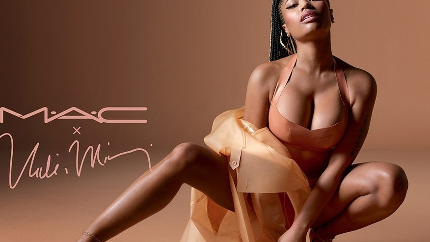 Nicki Minaj for MAC? We'll take the whole collection please
