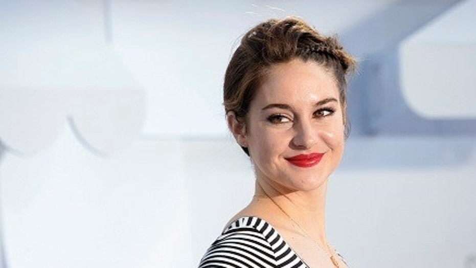 Shailene Woodley reveals in an interview that she has considered running for Congress in the future.