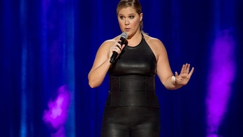 "Amy Schumer in a still from her Netflix special ""Amy Schumer: The Leather Special."""