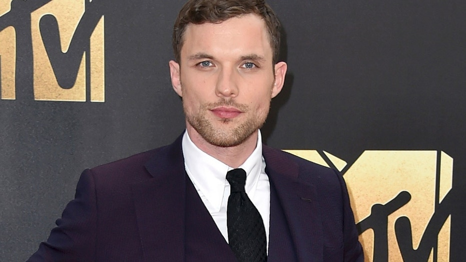 "In this April 9, 2016 file photo, Ed Skrein arrives at the MTV Movie Awards in Burbank, Calif. Skrein was cast as Ben Daimio in the ""Hellboy"" reboot ""Rise of the Blood Queen."" Many are objecting to the role not going to an Asian-American actor. The character is Japanese-American in Mike Mignola's ""Hellboy"" comics."