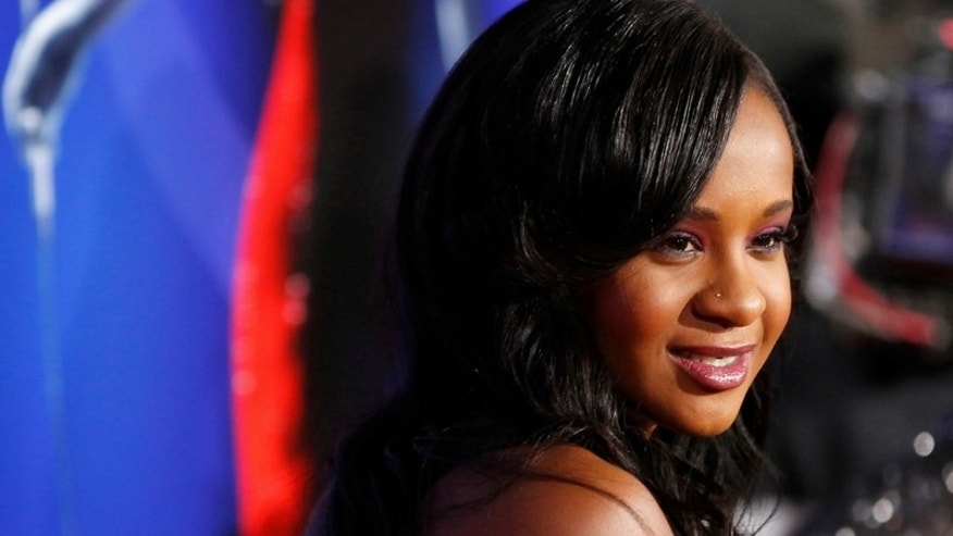 Bobbi Kristina Brown biopic coming soon