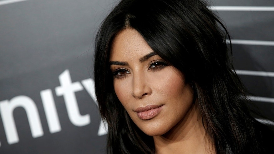 Image result for My daughter would be better than Trump, says Kim Kardashian