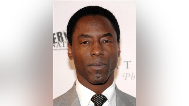 ** FILE ** In this Jan. 19, 2009 file photo, actor Isaiah Washington attends the Huffington Post Pre-Inaugural Ball at the Newseum in Washington. (AP Photo/Evan Agostini)
