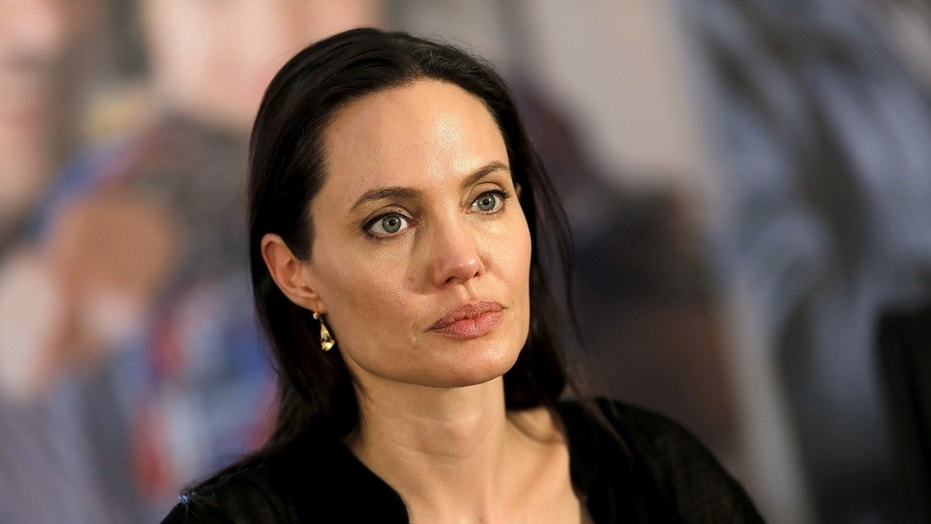Angelina Jolie revealed on Sunday details about her year since her public divorce with Brad Pitt.