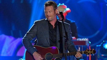 "2017 CMT Music Awards  – Show - Nashville, Tennessee, U.S., 07/06/2017 – Blake Shelton performs ""Every Time I Hear That Song."" REUTERS/Harrison McClary - HP1ED6804A8FI"