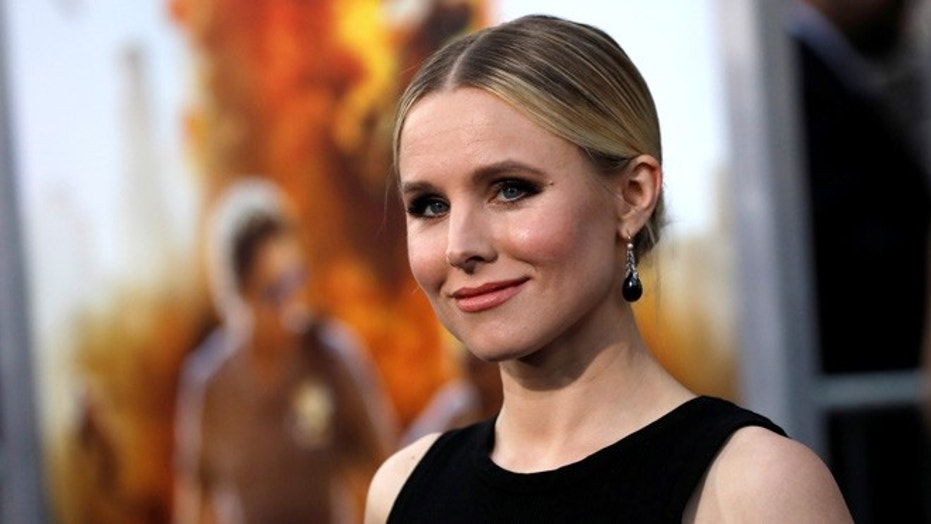 Kristen Bell is preparing for Hurricane Irma in Florida.