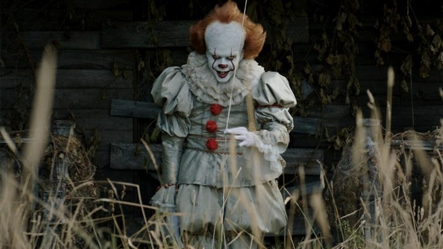 Bill Skarsgård's Been Perfecting His Pennywise Grin Since Childhood