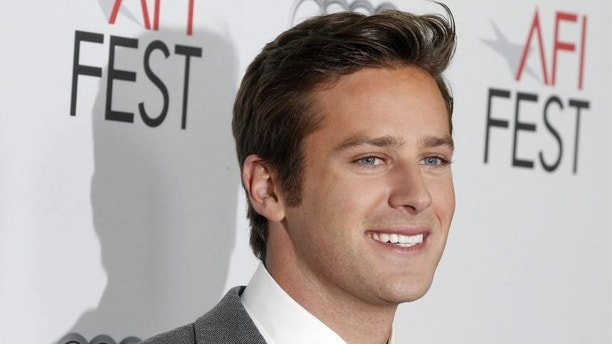 Armie Hammer drags James Woods for homophobic comment with best reply ever