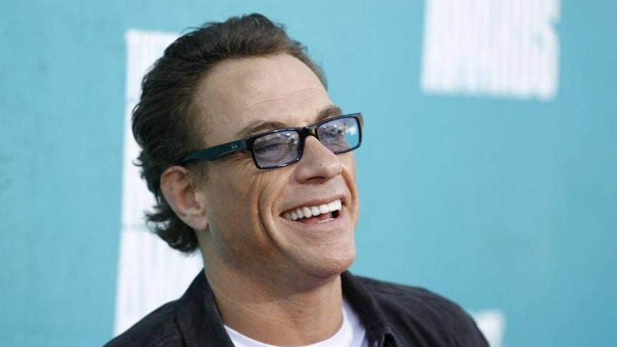 Jean Claude Van Damme's Youngest Son Arrested After Threatening Roommate With Knife!