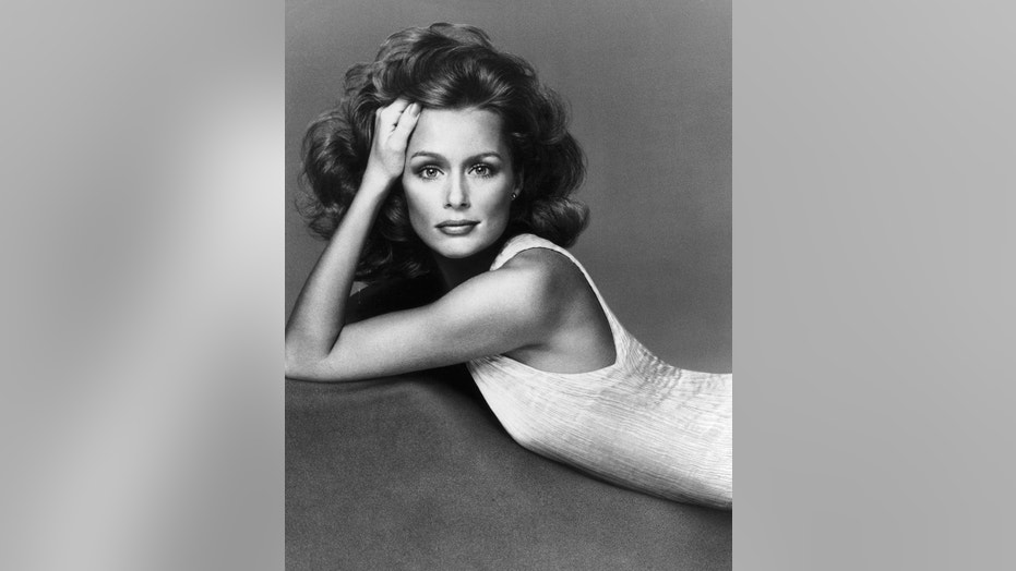 Lauren Hutton in 1974.