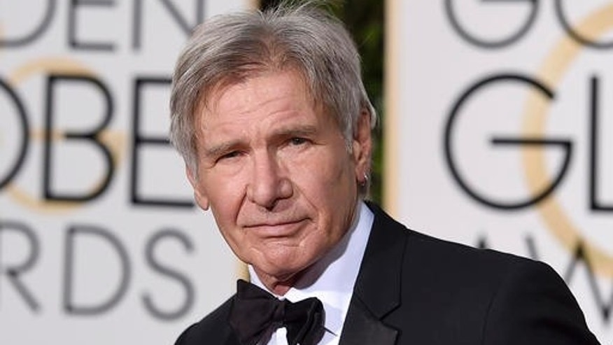 Harrison Ford broke his silence about Carrie Fisher's memoir detailing their affair.