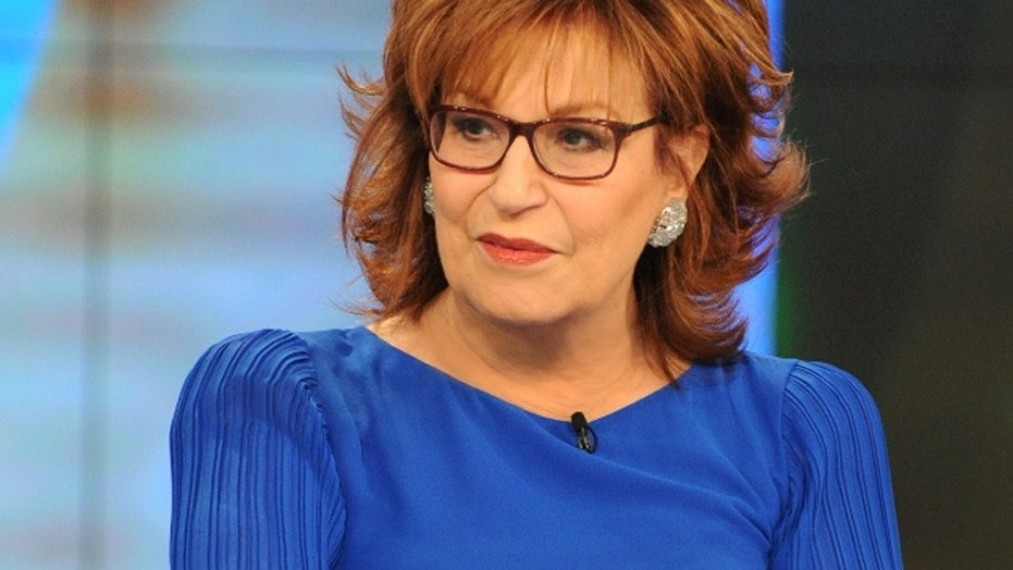 "Joy Behar appears on ""The View"" on March 23, 2017."