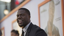 "Cast member Kevin Hart poses at the premiere of ""Get Hard"" at the TCL Chinese theatre in Hollywood, California March 25, 2015. The movie opens in the U.S. on March 27.   REUTERS/Mario Anzuoni - GF10000038541"