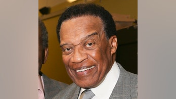 "FILE - In this May 23, 2014 file photo, Bernie Casey appears after a performance of ""The Tallest Tree in the Forest"" in in Los Angeles. Casey, the professional football player turned actor known for parts in ""Revenge of the Nerds"" and ""I'm Gonna Git You Sucka,"" died Tuesday, Sept. 19, 2017, in Los Angeles after a brief illness. He was 78. (Photo by Ryan Miller/Invision/AP, File)"