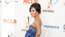 Actress Francia Raisa arrives at a taping of the 2009 ALMA Awards sponsored by the National Council of La Raza in Los Angeles September 17, 2009.  REUTERS/Fred Prouser   (UNITED STATES ENTERTAINMENT) - GM1E59I0Y6K01