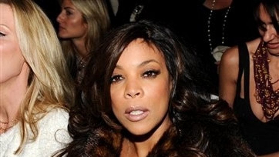 """Talk show host Wendy Williams attends """"The Heart Truth's"""" Red Dress Collection 2010 fashion show on Thursday, Feb. 11, 2010 in New York. (AP Photo/Evan Agostini)"""